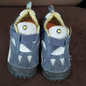 Infant Size 7 Merrell Sneakers